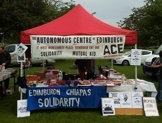 Ace At The Meadows Festival The Autonomous Centre Of Edinburgh